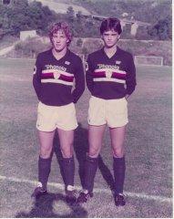 Sampdoria 1983-84 con Stefano Del Piero (fratello di Alex).jpg